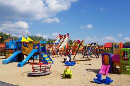 Papowo Toruńskie Atrakcja Park rozrywki Magiczna Tęcza - Plenerowe Centrum Rozrywki