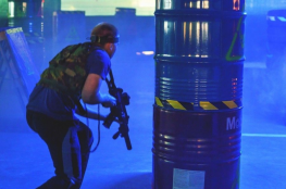 Toruń Atrakcja Paintball laserowy Laser Place Laser Tag